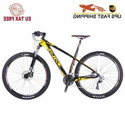 SAVA Mountain Bike 29 inch Adult Mountain Bike Carbon Frame