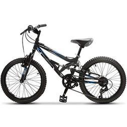 "Murtisol 20"" Kid's Mountain Bike Children Bicycle Dual Suspe"