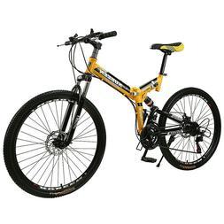 Mountain Bike Bicycles Road Sport 26-inch steel 21-Speeds Du