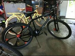 mongoose mountain bike - black - brand new