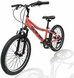 Mountain Bike For Girls Bicycle 20 Inch Adjustable Seat 7 Sp