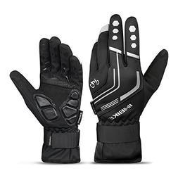 INBIKE Mountain Bike Gloves Cycling Gloves MTB Winter Gloves