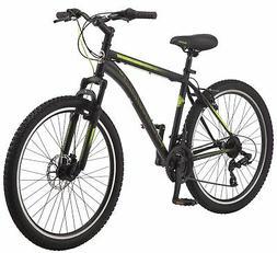 Mountain Bike Mens Schwinn Rugged Off Road Tires 26 Inch 21