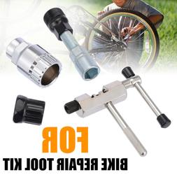 Mountain Bike MTB Bicycle Crank Chain Axis Extractor Removal
