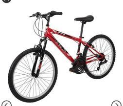 """Mountain Bike New Huffy Highland 24 """"kids Mountain Bike -"""