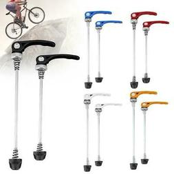Mountain Bike Skewers Road Bicycle Quick Release Front Rear