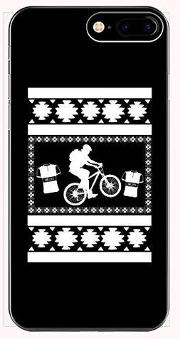 Mountain Bike Ugly Christmas Sweater Look Gift for Biker - P