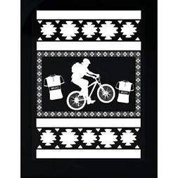 BADASS REPUBLIC Mountain Bike Ugly Christmas Sweater Look Gi