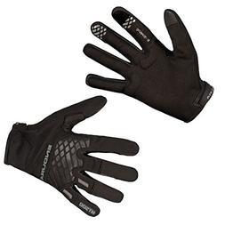Endura MT500 Full Finger Glove II Matte Black, Large