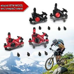 ZOOM MTB Bicycle Brake Calipers Line Pulling Hydraulic Disc