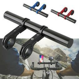 MTB Bike Flashlight Holder Handle Bar Bicycle Accessories Ex