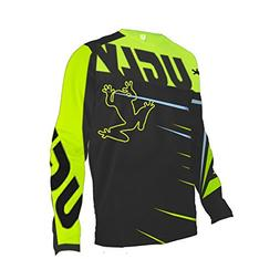 Uglyfrog Racewear Long Sleeve Downhill Jersey DH/AM/XC/FR/MT