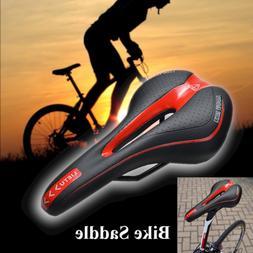 MTB Road Bike Cycling Bicycle Saddle Seat Cushion Pad Anti-s