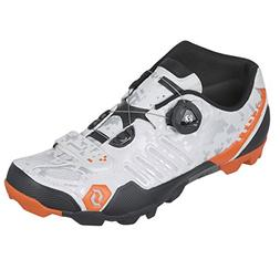 Scott MTB SHR-ALP RS Shoes - Men's White/Silver, 45.0