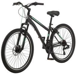 """NEW 26"""" Schwinn Sidewinder Women's Mountain Bike 21 Speed Sh"""