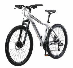 "NEW 27.5"" Schwinn Aluminum Comp Men's Mountain Bike Silver 2"