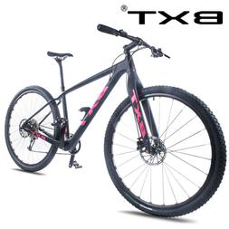 New 29inch carbon fiber Mountain bike 1*11Speed Double S/M/L