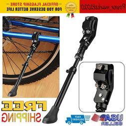 NEW Adjustable Bicycle Kickstand Mountain Bike MTB Aluminum