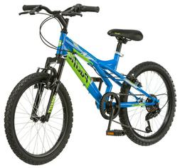 NEW Pacific Evolution 20-inch Boys Steel Frame Mountain Bike