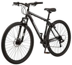 ☠🏴NEW Mongoose Excursion Men Mountain Bike 29'' Bla