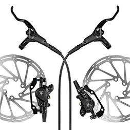 AFTERPARTZ NV-8 Hydraulic Disc Brake Kit for Shimano M315 M3