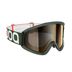 POC Ora Clarity, Mountain Biking Googles, Septane Green