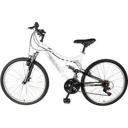 Mantis Orchid Full Suspension Mountain Bike, 26 inch Wheels,