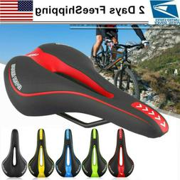 Comfort Gel Bicycle Seat Soft Road Mountain Bike Saddle Cycl