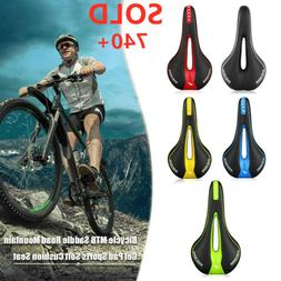 Outdoor Road Mountain MTB Bike Bicycle Cycling Comfort Saddl