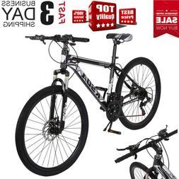 Outroad Mountain Bike 21 Speed 26 inch Folding Bike Double D