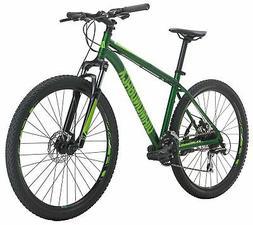 "Diamondback Bicycles Overdrive St Mountain Bike, Green, 18""/"