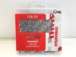 SRAM PC-971 Chain - 9-Speed, 114 Links, Silver/Gray