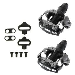 Shimano PD-M520 SPD Clipless MTB Pedals & Cleats SH51 BRAND