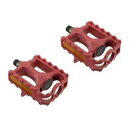 Fenix Plastic 543 MTB Bike Pedals, Various Sizes and Colors