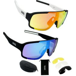 POC Outdoor Cycling Glasses Mountain Bike Goggles Bicycle Me