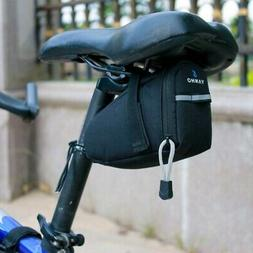 Portable Mountain Bike Bag Tail Rear Pouch Bicycle Cycling S