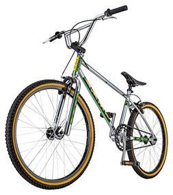 """Schwinn Predator Team 24 BMX Bike, 24"""" Wheels, Chrome"""