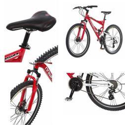 Schwinn Protocol 1.0 Men's Dual-Suspension Mountain Bike 26-