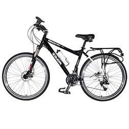 Force Pursuit Police Bicycle, 27.5 inch wheels, 19 inch fram