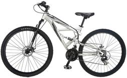 Mongoose R2780 Impasse Dual Full Suspension Bicycle 29-Inch