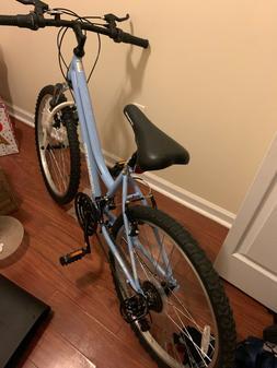 """Roadmaster R3013WML Granite Peak 24"""" Girls Mountain Bike - T"""