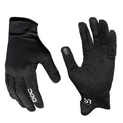 POC Raceday DH Glove, Mountain Biking Gloves, Uranium Black,