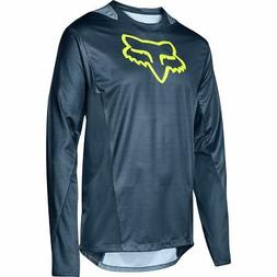 Fox Racing Demo Long-Sleeve Bike Jersey - Men's Camo Burn Mi