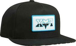Fox Racing Vegas Snapback Hat - Mens Guys Lid Cap Flat Bill