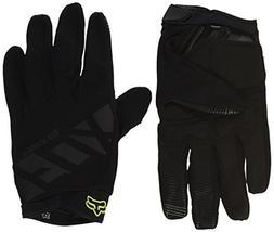 Fox Racing Ranger Gel Men's Full Finger Glove: Black/Charcoa