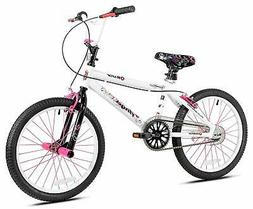 Razor Angel Girls Kids 20 Inch BMX Bicycle w/ Pink Pegs