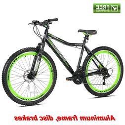 RCT 27.5 inch Mountain Bike Kent RCT Aluminum Frame Gray Shi