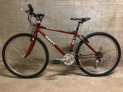 "Rebuilt 1992 Trek 7000 15"" Mountain Trail bike - New Tires C"