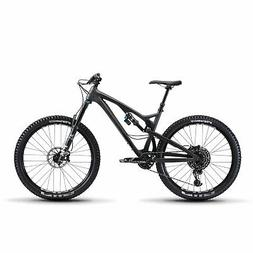 release 5 carbon fiber full suspension mountain