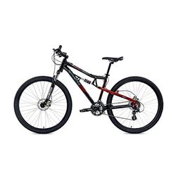Head Rise TL Full Suspension Mountain Bicycle, 17.5-Inch/Med
